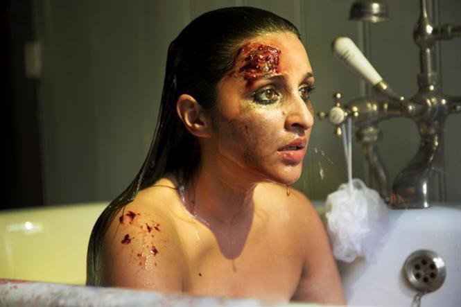 The Girl on the Train remake: Parineeti Chopra's intense and bruised look evokes curiosity
