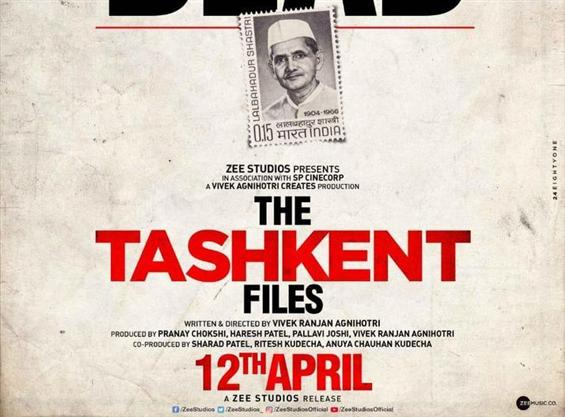 The Tashkent Files Release date Confirmed