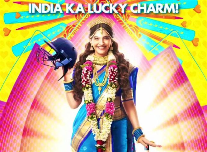 The Zoya Factor Motion Poster: Sonam Kapoor reveals India's Lucky charm