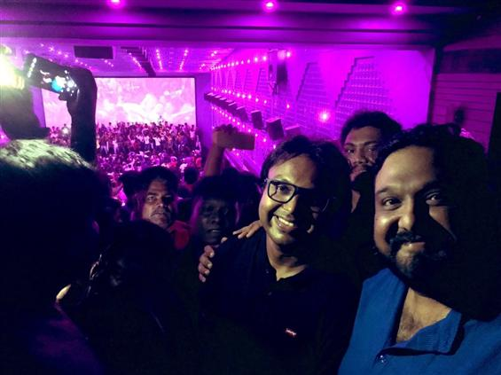 Theater owner Fumes after fans damage screen during Viswasam 50th Day Celebration!