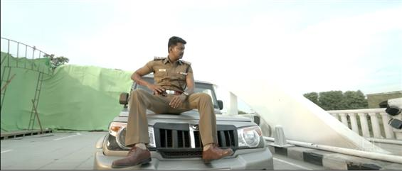Theri VFX breakdown