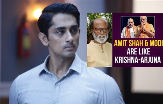 These two are not Krishna & Arjuna: Siddharth paro...