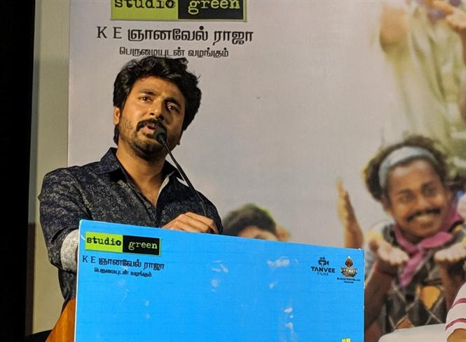 They are press, not fans: Sivakarthikeyan to Robo Shankar at Mr. Local Press Meet