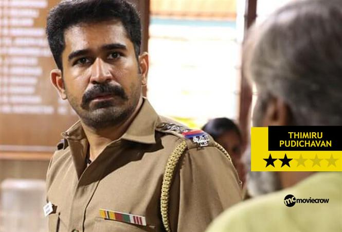 Thimiru Pudichavan Review - An apt title!