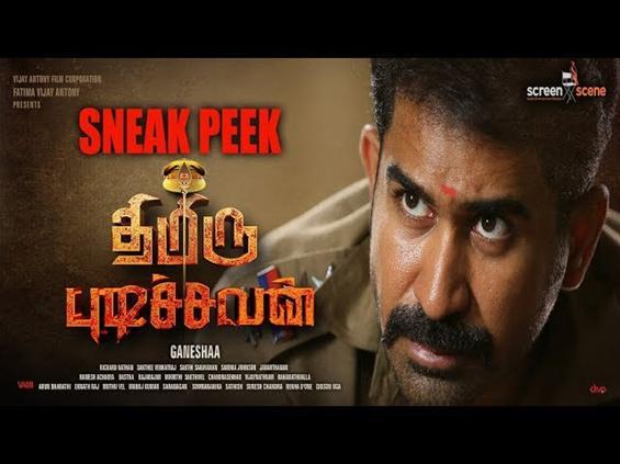Thimiru Pudichavan Sneak Peek feat. Vijay Antony