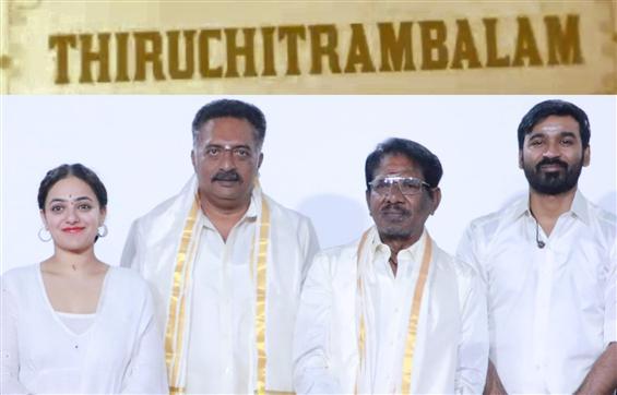 Thiruchitrambalam is the title of Dhanush's D 44!