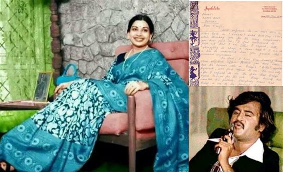 This hand-written letter from J. Jayalalithaa proves that she was truly the Iron Lady!