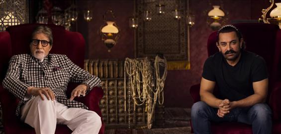 Thugs of Hindostan: Aamir Khan, Amitabh Bachchan a...