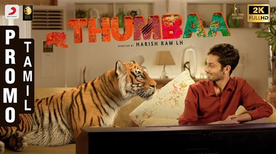 Thumbaa: Anirudh in the Promo Video of this unique Title Reveal!