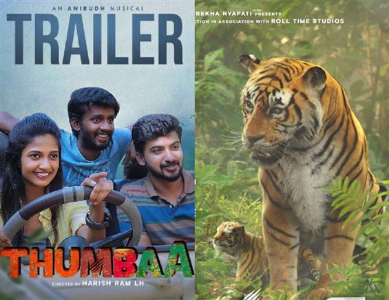 Thumbaa Trailer