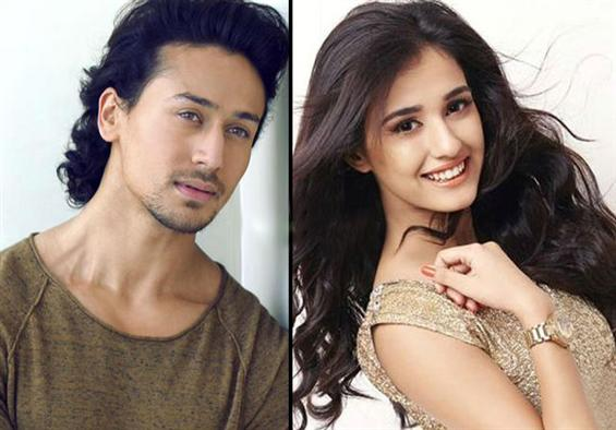 Tiger Shroff and Disha Patani begin Baaghi 2 with a song sequence