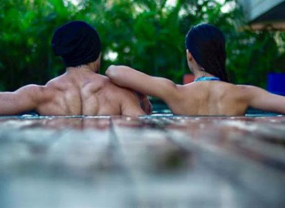 Tiger Shroff and Disha Patani wrapped up first schedule of 'Baaghi 2'