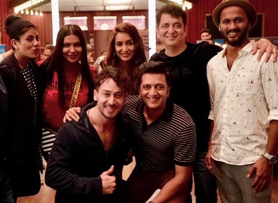 Tiger Shroff, Shraddha Kapoor starrer Baaghi 3 sta...
