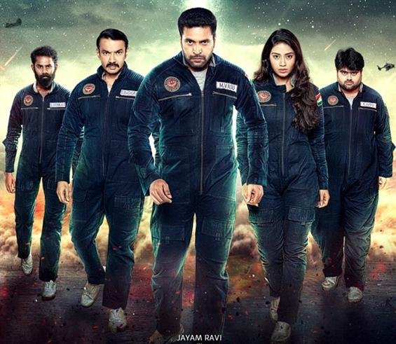 Tik Tik Tik records Jayam Ravi's highest box-office opening!
