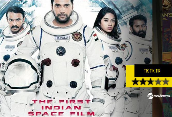 Tik Tik Tik Review - Part sci-fi, part masala