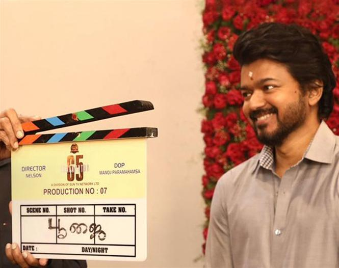 Title and First Look of Vijay 65 to release soon?