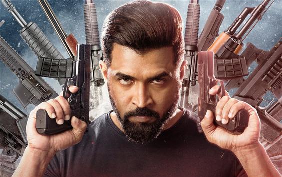 TN Box Office: Arun Vijay's Mafia witnesses a sharp decline in its collection