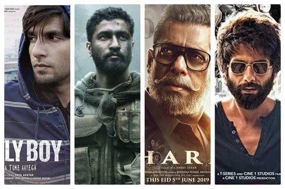 Top 10 Bollywood grossers in North America - Jan to Jun 2019