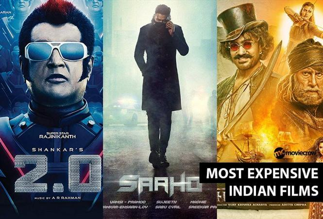 Top 10 Expensive Indian movies of all time
