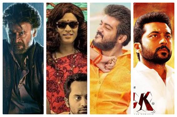 Top 5 Tamil USA Grosser - Jan to Jun 2019