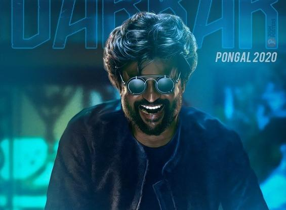 Top celebrities to unveil Rajinikanth's Darbar Motion Poster in 4 languages