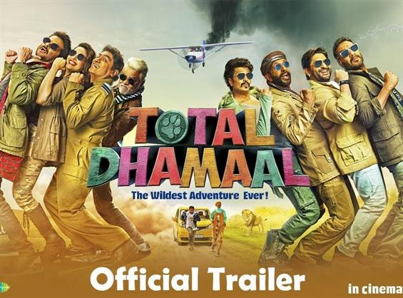 Total Dhamaal trailer feat. Ajay Devgn, Madhuri Dixit & Anil Kapoor