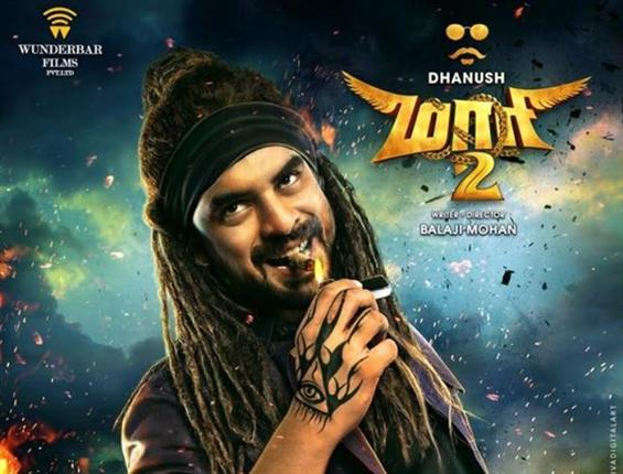 Tovino Thomas is unrecognizable in Maari 2 Charact...