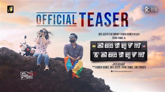 Tovino Thomas starrer Kilometers & Kilometers Teaser unveiled on his birthday