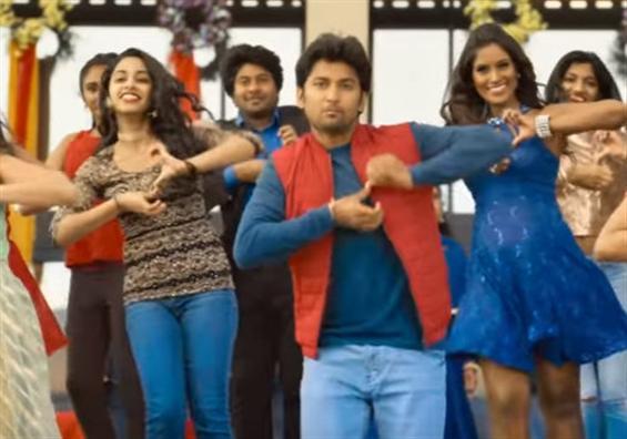 Trailer of Nani, Adhi starrer Ninnu Kori is out