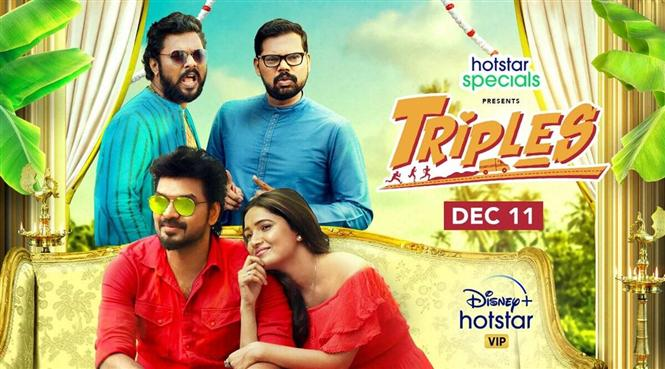 Triples Review - Watchable mainly because if its liveliness!