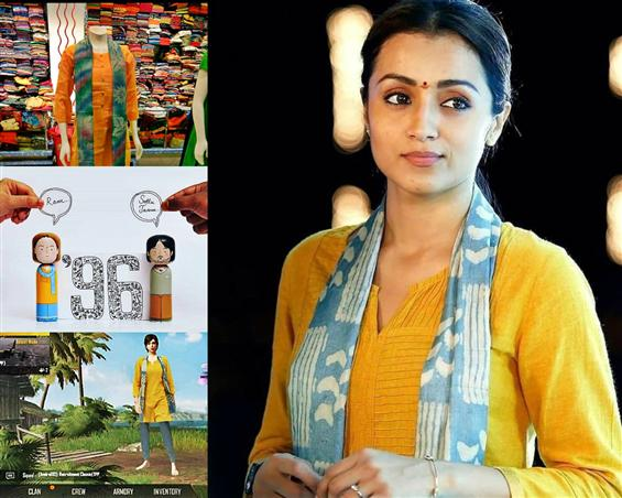 Trisha's 'Jaanu' look from 96 becomes a cult: Doll...