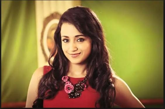 Trisha's Paramapadham Vilayattu nears completion, To join Diwali race?