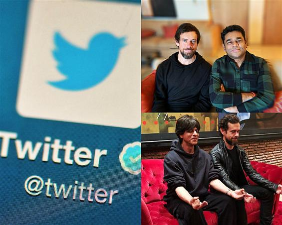 Twitter CEO Jack Dorsey's banter with A.R. Rahman,...
