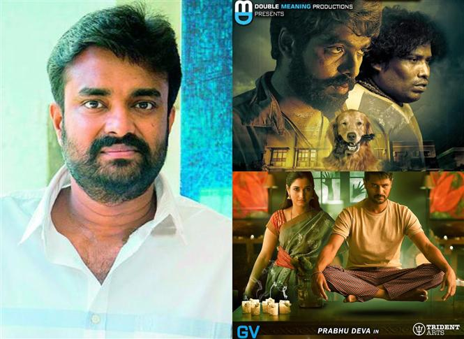Two Releases for director A.L. Vijay in one day!