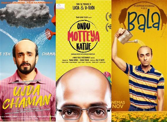 Ujda Chaman Vs Bala: Bollywood Movies Fighting to be the Next Ondu Motteya Kathe!