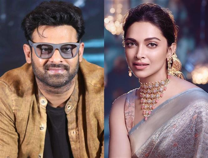 """Update on Prabhas, Deepika Padukone's sci-fi film! """"Telugu ..."""