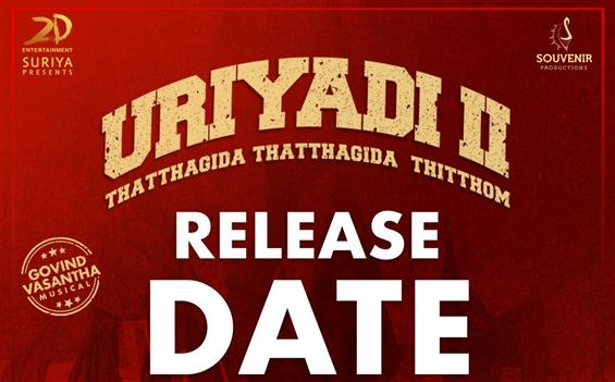 Uriyadi 2 gets censored and ready for release!