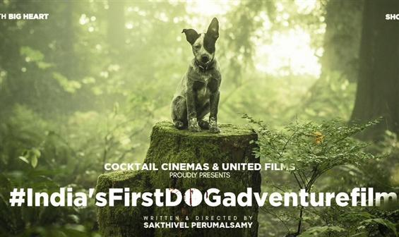 Urumeen director announces India's first Dog Adven...