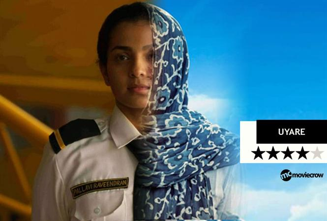 Uyare Review - Parvathy stuns one and all in this powerful story of hope and rise!