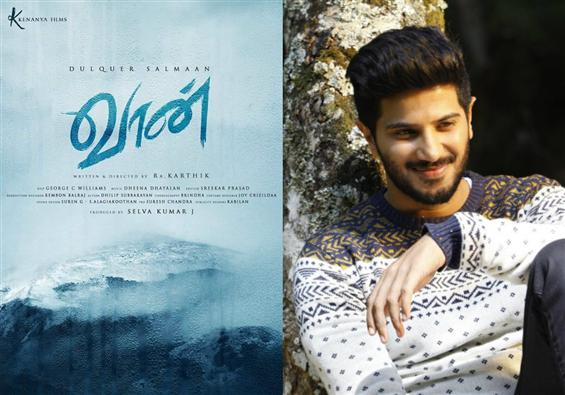 Vaan is the title of Dulquer Salmaan's next!