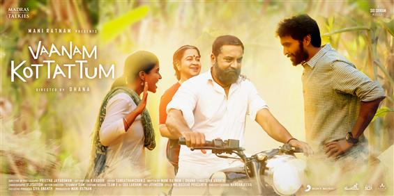 Vaanam Kottattum First Look Out Now!
