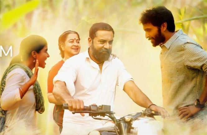 Vaanam Kottattum Review - A solid premise and a middling drama!