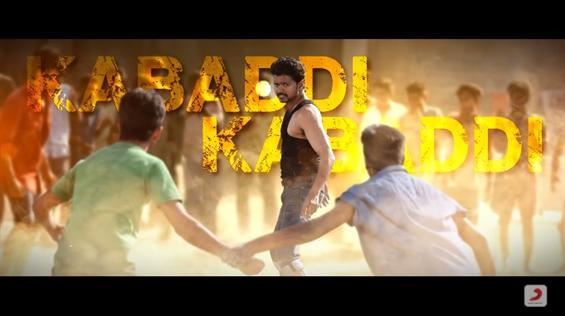 Vaathi Kabaddi - The Master, Ghilli remix Vijay fans are crooning to!