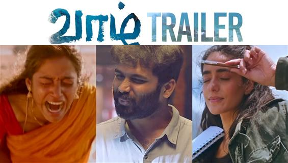 Vaazhl Trailer promises another thrilling ride from Aruvi director!