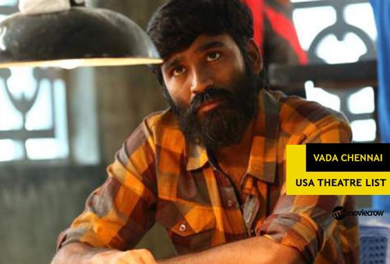 Vada Chennai USA Theatre List