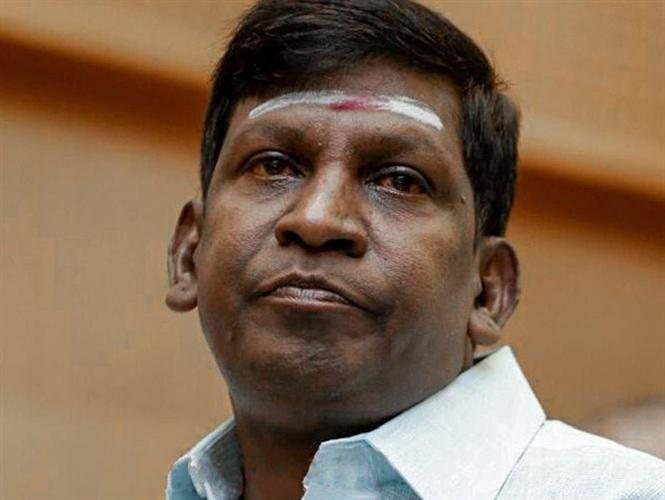 Vadivelu clarifies on him re-entering politics & joining BJP!
