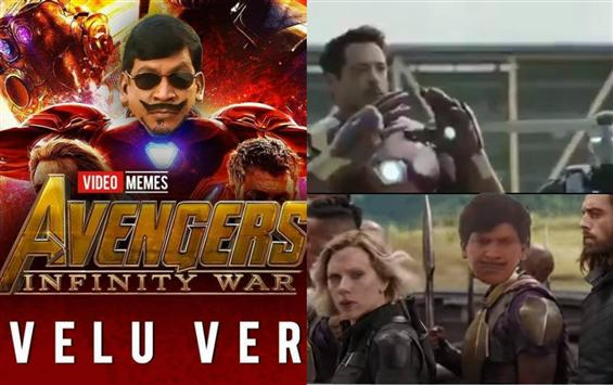 Vadivelu Video Memes on Avenger: Infinity War Trai...