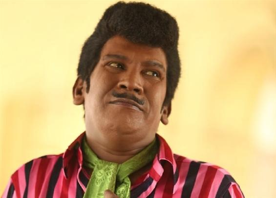 Vadivelu's horror comedy with Suraj is a web-serie...