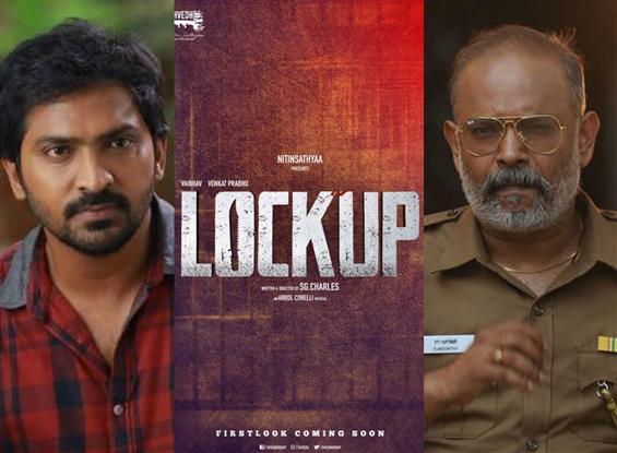 Vaibhav, Venkat Prabhu's Lock Up is based on True Incidents!