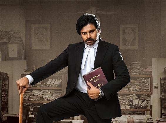 Vakeel Saab Motion Poster out for Pawan Kalyan's B...
